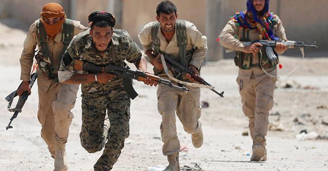 ABD: Rakka'nın üçte biri IŞİD'den kurtarıldı