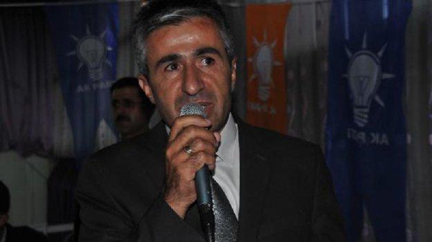 AK Parti Yüksekova ilçe Başkanına saldırı