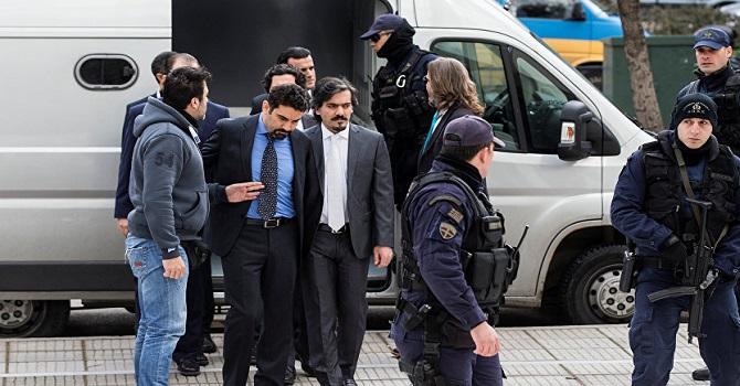 Darbeci askerleri Türkiye'ye iade etmiyecekler