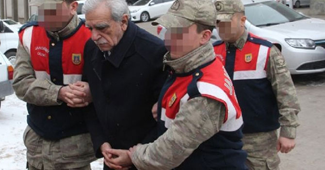 Elazığ Valiliği'nden Ahmet Türk açıklaması