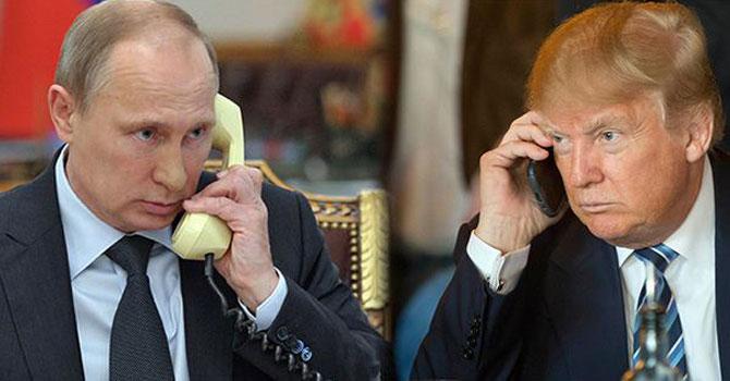 Putin ve Trump'ın ilk görüşmesi yarın