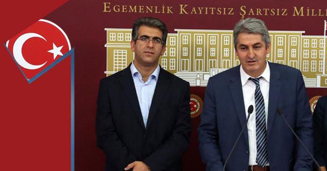 HDP Van Milletvekilleri için yakalama kararı