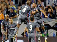 Beşiktaş Porto'yu 3 -1 yendi