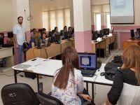 Hakkari'de Akademik Personellerine Endnote Programı Eğitimi