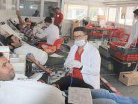 Hakkari'de kan bağışı kampanyası başlatıldı!