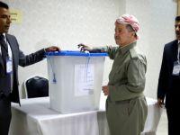 Kürdistan halkı referandum için sandık başında