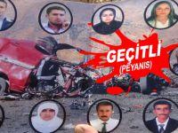 Geçitli'deki Patlamanın Sesini Duydular
