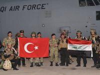 Irak ve Türkiye ortak tatbikata başladı
