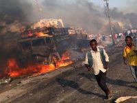 Bomba yüklü kamyonla katliam: En az 189 ölü...Ülkede 3 günlük yas ilan edildi