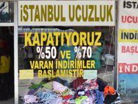 İstanbul Ucuzluk 'Herşey Zarar Fiyatına' kampanyası başlattı