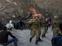 Şırnak'ta göçük altında kalan işçinin cansız bedenine ulaşıldı... Ölü sayısı 7'ye yükseldi