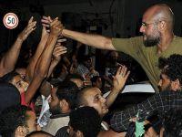 Kaddafi'nin oğlu, Libya'yı kurtarmak için siyasete geri dönüyor