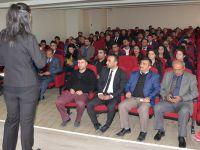 Hakkari'de Çocuk istismarı konferansı düzenlendi