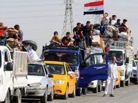 Kerkük'ten 100 bin Kürt kaçtı