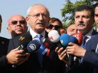 Kılıçdaroğlu'ndan 'istifa' yorumu: Ahlaki değil