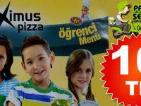 Hakkari Maxsimus Pizza'da Öğrenci menüsü