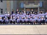 """Hakkari'den 595 öğrenci """"Biz Anadoluyuz Projesi"""" kapsamında İstanbul'a gitti"""