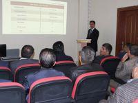Hakkari'de proje tanıtım toplantısı yapıldı