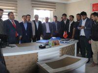 CHP'nin Hakkari merkez ilçe kongresi yapıldı