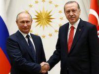 Vladimir Putin yarın Türkiye'ye geliyor