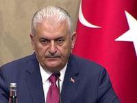 Yıldırım: Türkiye, Avrupa'yı terörden koruyor