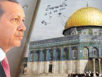 Cumhurbaşkanı Erdoğan, Fransa Cumhurbaşkanı Macron'la  Görüştü