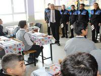 Hakkari'de Şehit Polislerin adını taşıyan kütüphane açıldı