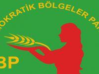 DBP Hakkari merkez İlçe Örgütü Kongreye gidiyor