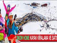 SNOW HOME Kayak kiralama ve satış mağazası