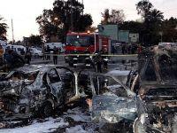 Bağdat'ta çifte intihar saldırısı: 26 ölü