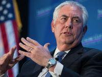 Tillerson: Sınır gücü kurma niyetimiz yok