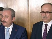 Ak Parti MHP komisyonu ilk kez toplandı