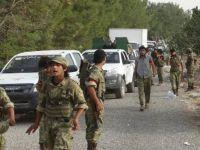 Azez'de ÖSO'ya canlı bomba saldırısı