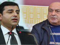 Hasip Kaplan, Selahattin Demirtaş'la görüştü