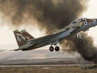 Suriye, İsrail jetini düşürdü
