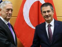 Canikli: ABD 'PKK ile YPG'yi savaştırabiliriz' dedi
