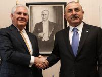 Çavuşoğlu: ABD ile mutabakata vardık, yeni mekanizmalar oluşturulacak
