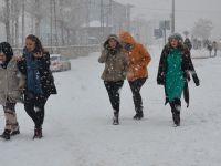 Meteoroloji'den Hakkari ve Van İçin Kar Uyarısı