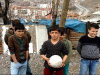 Başkan Epcim'den basketbol potası talep ettiler