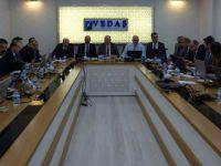VEDAŞ 14. Koordinasyon toplantısı yapıldı