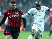 Talisca attı, Beşiktaş ikinci sıraya yükseldi