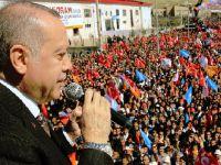 Erdoğan, Mardin'de: Her an Afrin müjdesini verebiliriz