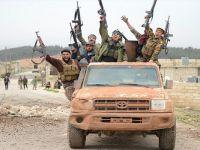 DHA : ÖSO güçleri Afrin'e girdi