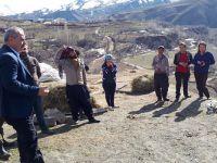 HDP Hakkari il örgütü Newroz çalışmalarına başladı