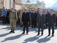 Hakkari ve Yüksekova'da Çanakkale Şehitleri Anıldı