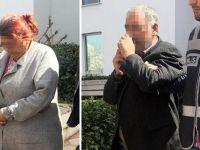 Boşanan çift, birlikte hırsızlık yaparken yakalandı