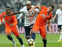 Medipol Başakşehir Beşiktaş'ı 1- o yendi