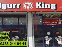 Bulgur- King ile lezzet şölenine davetlisiniz!