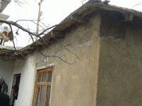 Hakkari'de 5 yetimin yaşadığı evin hali içler acısı