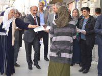 Hakkari'de yarın kutlanacak Newroz için bildiri dağıtıldı